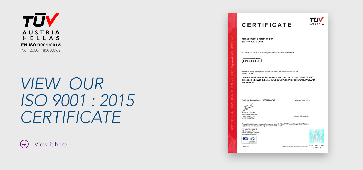 cablelink-iso-certificate-banner-9001-2015
